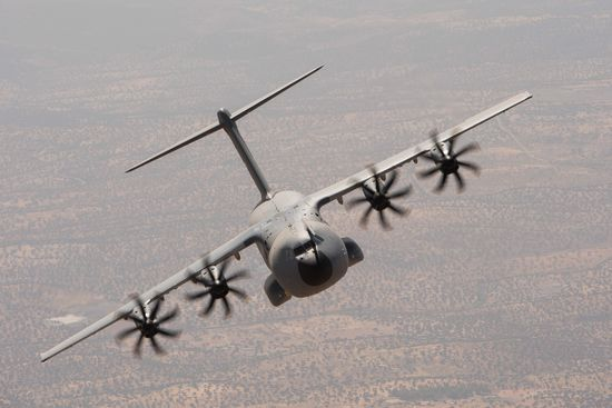 image of A400M