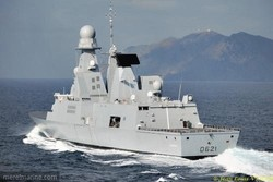 French Frigate Chevalier Paul (PAAMS)