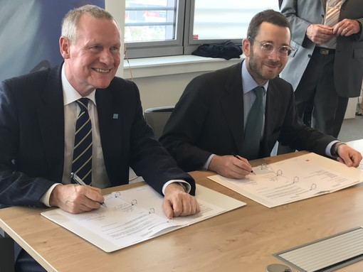 image of MMCM contract announcement for Manufacture and Qualification