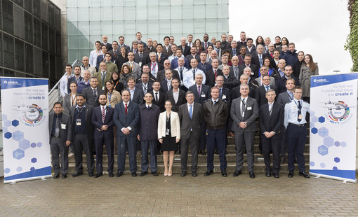 image of representatives of the OCCAR-EA MMF Programme Division