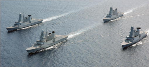 Horizon class frigates (Italy and France)