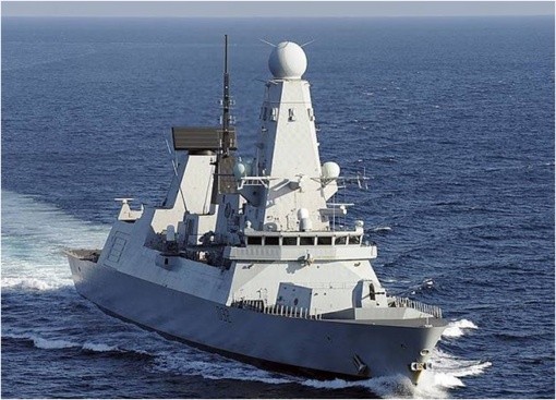 Type 45 destroyer (UK)