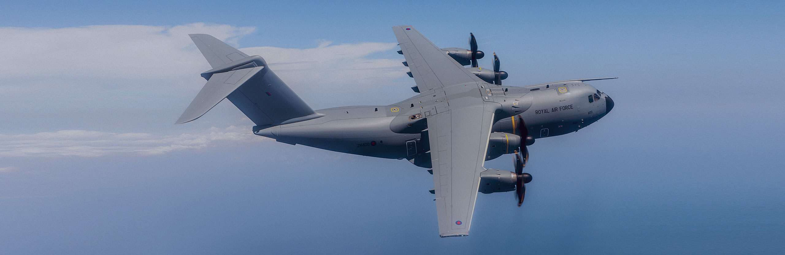 A400M – A Tactical and Strategic Airlifter