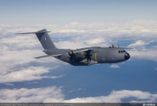 The first production A400M