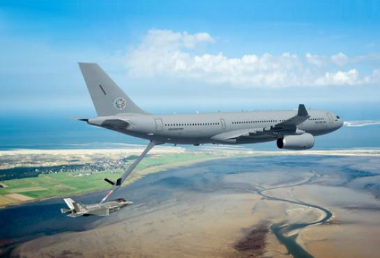 OCCAR welcomes signing of contract for A330 MRTT aircraft