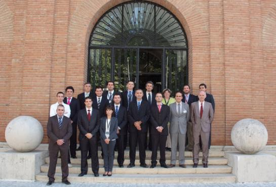 INDRA, Spanish Participating State, OCCAR-EA and a4ESSOR (Main Contractor).