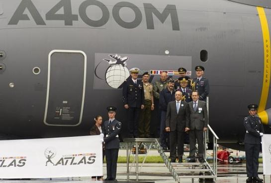 A400M named Atlas