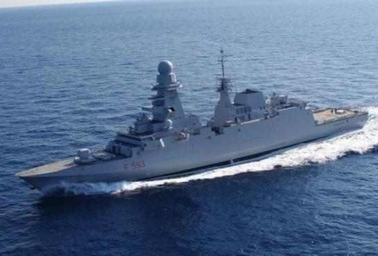 FREMM Carabiniere returns from 6 months operational deployment
