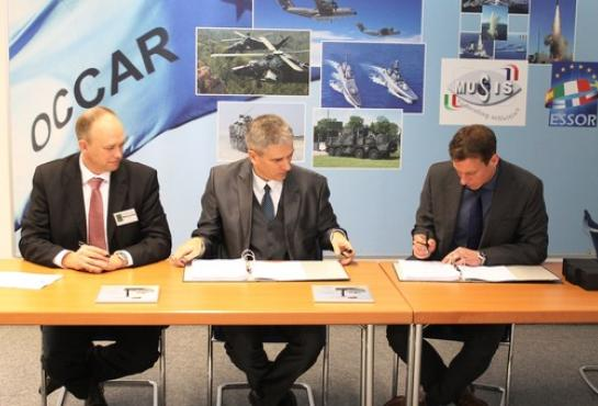 Second batch BOXER Production contract awarded
