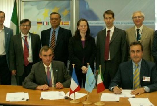 image of OCCAR-EA awards the MUSIS Federating Activities Phase B-1 Contract
