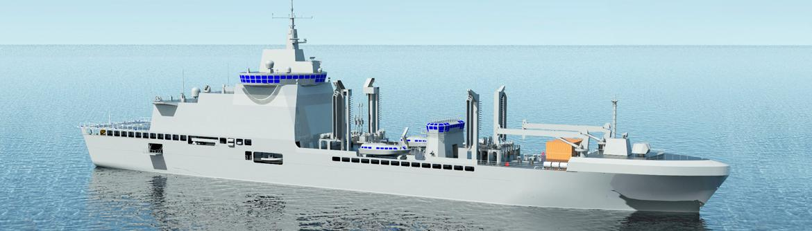 LSS - Logistic Support Ship